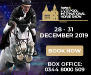 Liverpool International Horse Show 2019 (Worcestershire Horse)